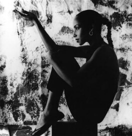 Sade, by Sheila Rock - NPG x88054