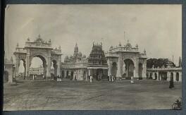 'Mysore, the Maharaja's Palace', possibly by Lady Ottoline Morrell - NPG Ax143832
