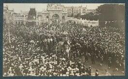'Mysore, the Maharaja's Palace', possibly by Lady Ottoline Morrell - NPG Ax143833