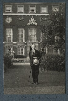 Philip Edward Morrell, by Lady Ottoline Morrell - NPG Ax143842