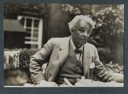 W.B. Yeats, by Lady Ottoline Morrell - NPG Ax143873