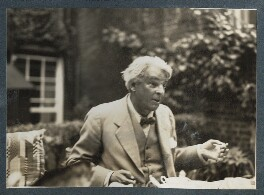W.B. Yeats, by Lady Ottoline Morrell - NPG Ax143875