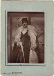 Jeanette ('Jennie') Churchill (née Jerome), Lady Randolph Churchill, by Herbert Rose Barraud, published 1888 - NPG x12762 - © National Portrait Gallery, London