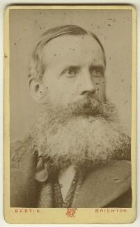 Andrew Halliday (né Andrew Halliday Duff), by Louis Bertin - NPG x17312