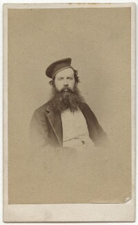 Andrew Halliday (né Andrew Halliday Duff), by G. Bremner - NPG x128679
