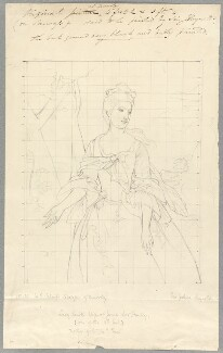Lucy Stanley (née Smith), probably by William Derby, after  Sir Joshua Reynolds - NPG D23118