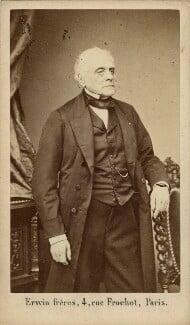 Daniel Auber, by Erwin frères, 1860s - NPG x5801 - © National Portrait Gallery, London