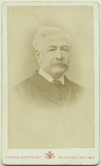 Ferdinand Marie de Lesseps, Vicomte de Lesseps, by Mathieu Deroche - NPG x36275