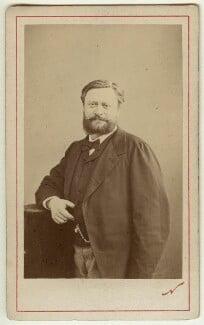 Edmond François Valentin About, by Nadar (Gaspard Félix Tournachon), 1860s - NPG x5775 - © National Portrait Gallery, London