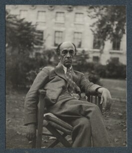 James Stephens, by Lady Ottoline Morrell - NPG Ax143891
