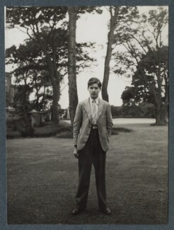 David Wemyss, by Lady Ottoline Morrell - NPG Ax143909