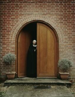 Wendy Beckett ('Sister Wendy'), by Lou Boileau - NPG x128692