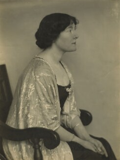 Irene Rooke, by Walter Benington - NPG x26416