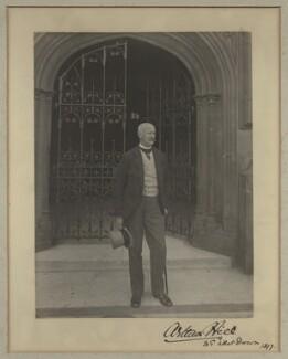 Lord Arthur William Hill, by Sir (John) Benjamin Stone, 1897 - NPG x20391 - © National Portrait Gallery, London