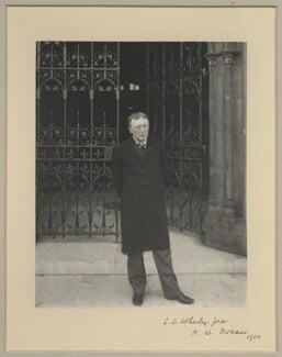 Llewellyn Archer Atherley-Jones, by Sir (John) Benjamin Stone, 1901 - NPG x29020 - © National Portrait Gallery, London