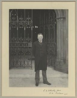 Llewellyn Archer Atherley-Jones, by Benjamin Stone - NPG x29023