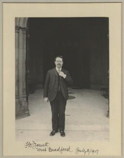 Frederick William Jowett, by Sir (John) Benjamin Stone, 2 July 1907 - NPG x29030 - © National Portrait Gallery, London
