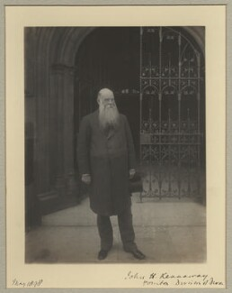 Sir John Henry Kennaway, 3rd Bt, by Benjamin Stone - NPG x29038