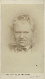 Edwin Landseer, by John & Charles Watkins - NPG Ax14821