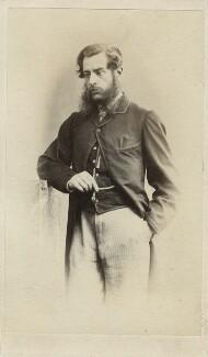 Unknown man, by Frederick Hollyer - NPG Ax17149