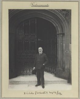 Henry du Pré Labouchère, by Benjamin Stone - NPG x31500