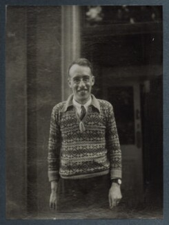 Frank O'Connor, by Lady Ottoline Morrell - NPG Ax144069