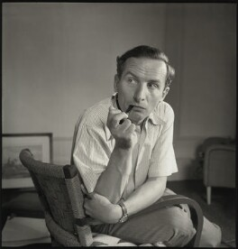 Rudolf Arnheim, by John Gay, 1950s - NPG x128694 - © National Portrait Gallery, London