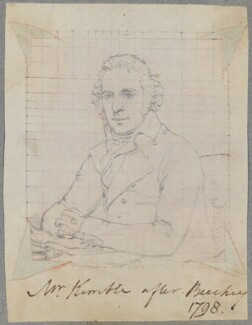 John Philip Kemble, by Henry Bone, after  Sir William Beechey, 1798 (circa 1798) - NPG D17321 - © National Portrait Gallery, London