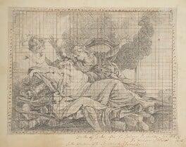 Death of Dido, by Henry Bone, after  Sir Joshua Reynolds - NPG D17379