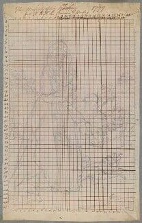 Charlotte of Mecklenburg-Strelitz, by Henry Bone, after  Sir William Beechey - NPG D17380