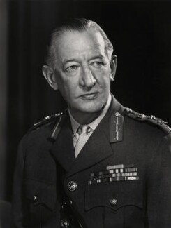Sir (Archibald) James Cassels, by Godfrey Argent - NPG x5705