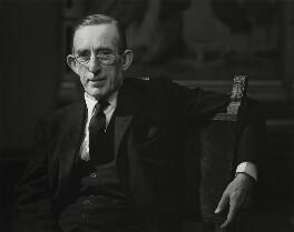 Sir Martin Davies, by Godfrey Argent - NPG x166059