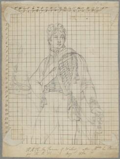King George IV, by Henry Bone, after  Elisabeth-Louise Vigée-Le Brun - NPG D17430