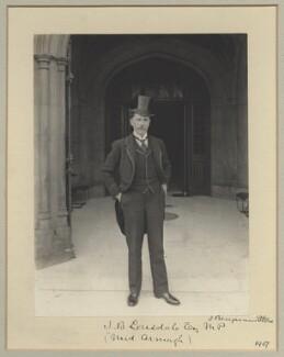 John Brownlee Lonsdale, 1st Baron Armaghdale, by Sir (John) Benjamin Stone, 1907 - NPG x31523 - © National Portrait Gallery, London