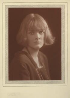 Daphne Du Maurier, by Claude Harris - NPG x9095