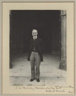 John Archibald Murray Macdonald, by Benjamin Stone - NPG x31581