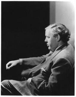 Charles Laughton, by Clarence Sinclair Bull - NPG x35332
