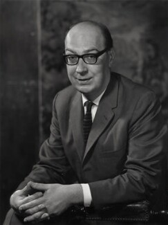 Philip Larkin, by Godfrey Argent - NPG x29214