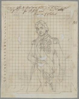 Horatio Nelson, by Henry Bone, after  John Hoppner - NPG D17443