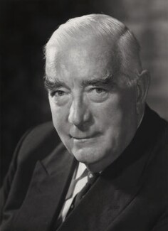 Sir Robert Gordon Menzies, by Godfrey Argent - NPG x166070