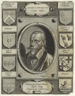 William Barclay, by Karel van Mallery - NPG D23447