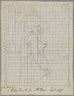 Elizabeth Jemima (née Blake), Countess of Erroll, by Henry Bone, after  Sir Martin Archer Shee - NPG D17451