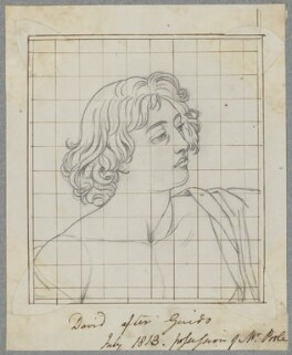 'David', by Henry Bone, after  Guido Reni - NPG D17488