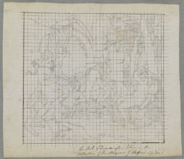 Diana and Actaeon, by Henry Bone, after  Titian - NPG D17509