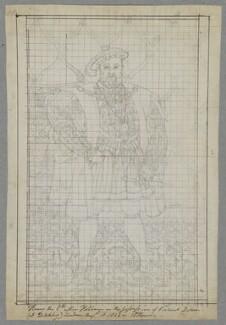 King Henry VIII, by Henry Bone, after  Unknown artist - NPG D17515