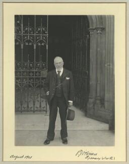 Patrick Joseph O'Brien, by Sir (John) Benjamin Stone, August 1901 - NPG x33723 - © National Portrait Gallery, London