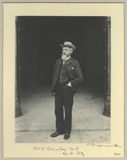 William O'Brien, by Benjamin Stone - NPG x33728
