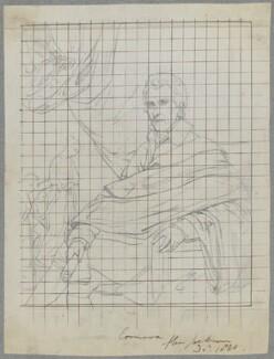 Antonio Canova, by Henry Bone, after  John Jackson - NPG D17520
