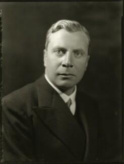 Oliver Frederick George Stanley, by Bassano Ltd - NPG x150993