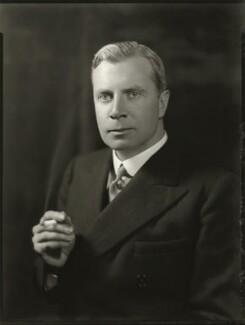 Oliver Frederick George Stanley, by Bassano Ltd - NPG x150994